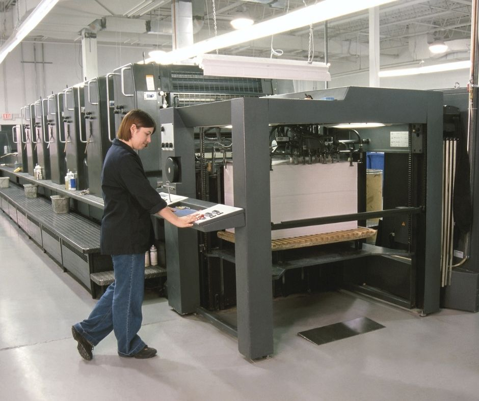 What is the importance of commercial printing services for business enterprises