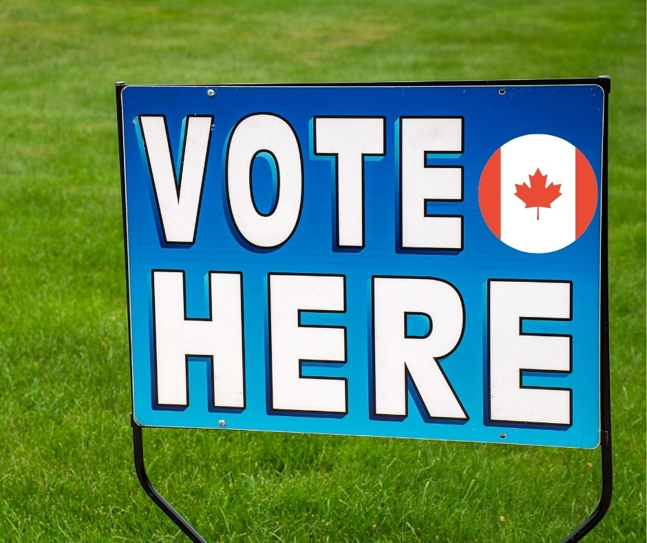 Know everything about Election signs in Edmonton